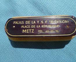 BROSSE MICRO pour disque microsillon, ancienne