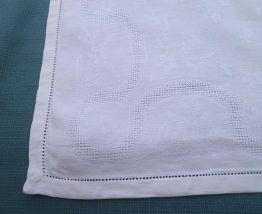 lot de 6 serviettes de table, vintage