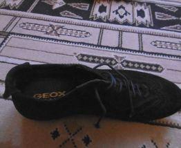 Chaussures GEOX marron