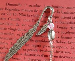"""Marque-page """"Lettre d'amour"""""""