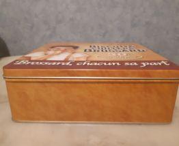 Boite en métal de collection, Brossard, édition limitée