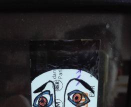 Portrait Ticket  #2