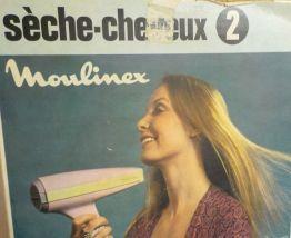Sèche cheveux MOULINEX