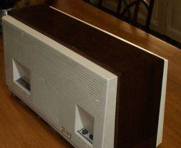 radio vintage modernisée