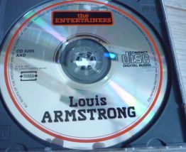 CD Louis Armstrong