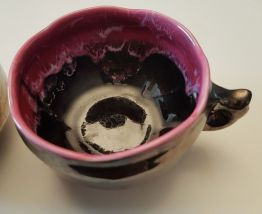 Lot 2 tasses Vallauris