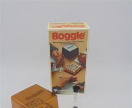Boggle version seventies