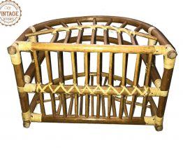 Porte-revue en bambou