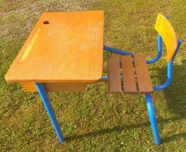 Table d'écolier