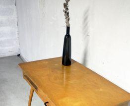 Bureau vintage scandinave longs pieds compas 70's