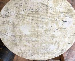 TABLE À MANGER RONDE TM014