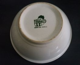 Rare plat céramique vintage HARIBO