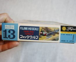 maquette avion 1/48 Fujimi Focke Wulf