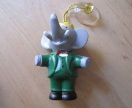 2 jouets petits 'BABAR'année 1970/1980 vintage BABAR