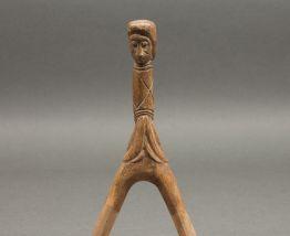 Lance pierre africain