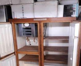 Ancien frigo meuble de metier