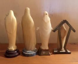 statuettes Marie