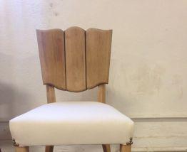Chaises salon atypiques