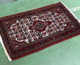 Tapis en laine fait main - 1mx61cm