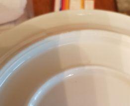 ensemble 40 pièces en porcelaine de Châtres-sur-Cher
