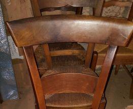 chaises eglise anciennes