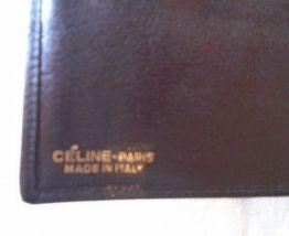 Portefeuille Celine VINTAGE &ç_(