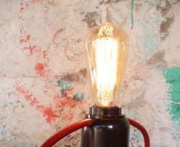 LAMPE D'AMBIANCE - VINTAGE - BOUCHON GAZ