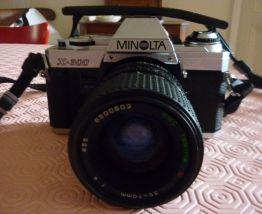 Appareil  MINOLTA X 300 Objectif TOKINA +