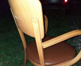 Ancienne chaises style Thonet