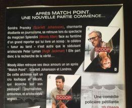 DVD - Scoop de Woody Allen