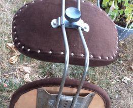 Chaises bureau style industriel