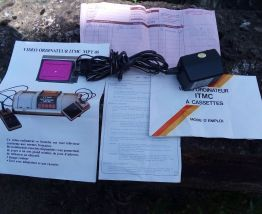 Console de jeux itmc des années 1980