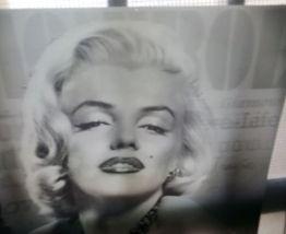 Poster life de marilyn monroe