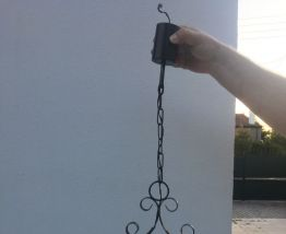 Suspension murale Vintage