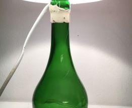 Lampe bouteille de Cognac