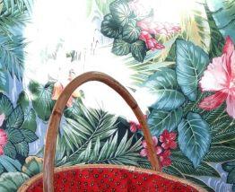 Porte ouvrages en bambou
