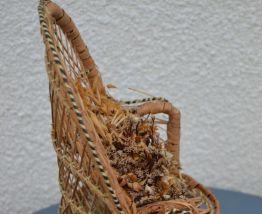 Mini fauteuil Emmanuelle année 60