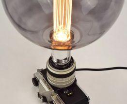 Lampe vintage Albertine Fujica - Atelier Monsieur Lumière