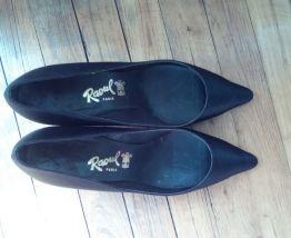 Authentiques chaussures des années 60