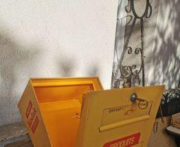 Ancienne boîte dépose pellicule KODAK