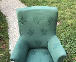Ancien fauteuil Bergère XIXème siècle - Napoléon III
