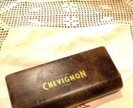 Coffret porte-plume/stylo Chevignon 1957
