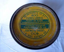 Ancienne boite « Cubes  LIEBIG »