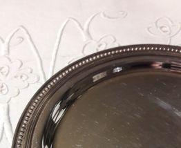 Dessous de bouteille Christofle Modèle perles