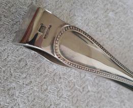 Pince  à sucre Christofle métal argenté