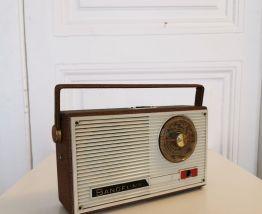 Radio portable bandfunk années 50