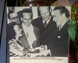 Edith Piaf Marcel Cerdan - L'amour foudroyé