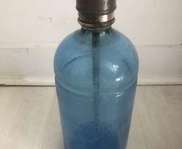 Siphon bleu