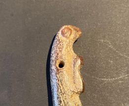 Pendentif ancienne Amulette Chine début XX éme