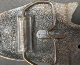 """Boucle de ceinture vintage USA années 70"""" collector unique"""